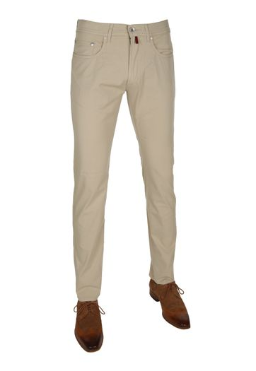 Pierre Cardin Broek Stretch Lyon Beige