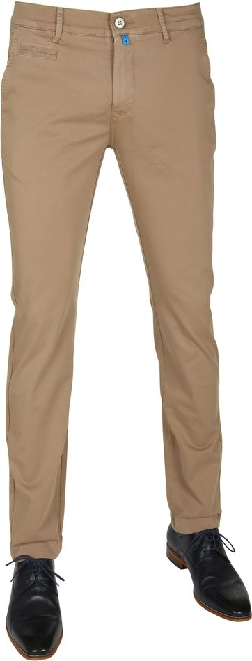 Günstige Damen Beige Closed Jillian Chino in 78 Länge