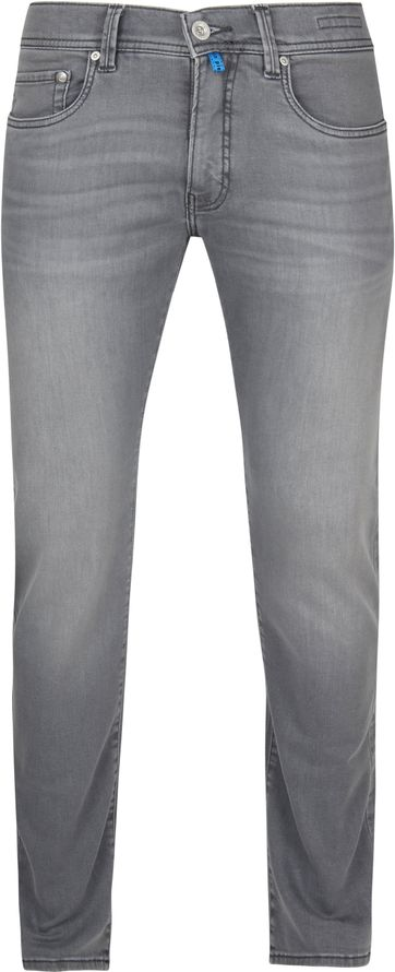 Pierre Cardin Grey Jeans Future Flex Lyon