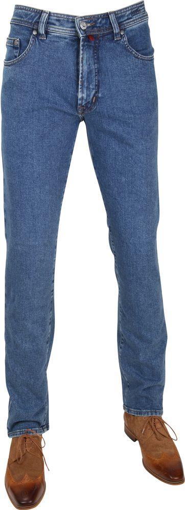 Pierre Cardin Jeans Dijon Blau