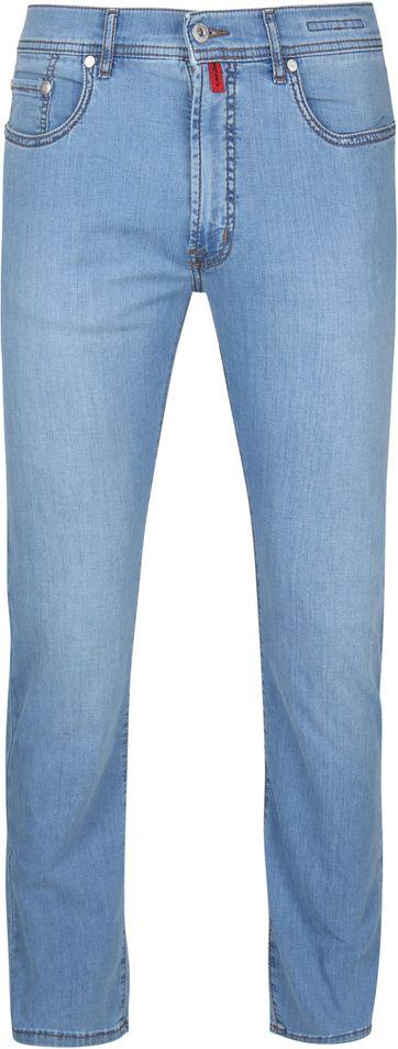 Pierre Cardin Jeans Lyon Airtouch Blau
