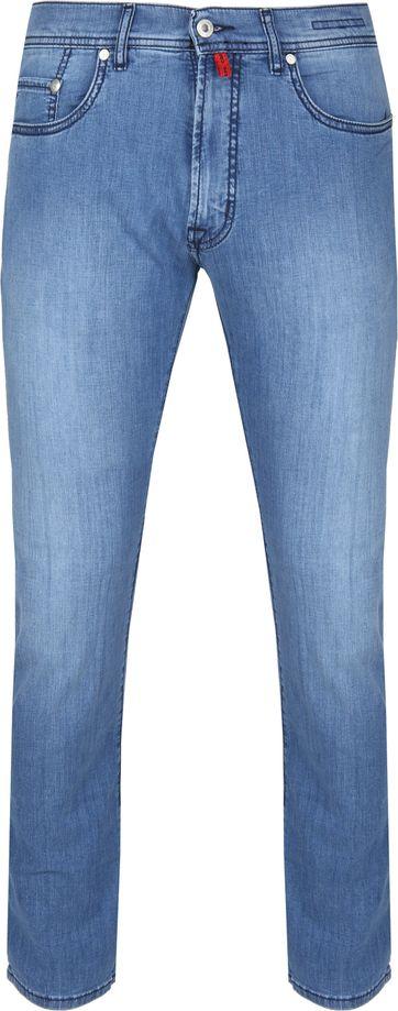 Pierre Cardin Jeans Lyon Airtouch Blau 57