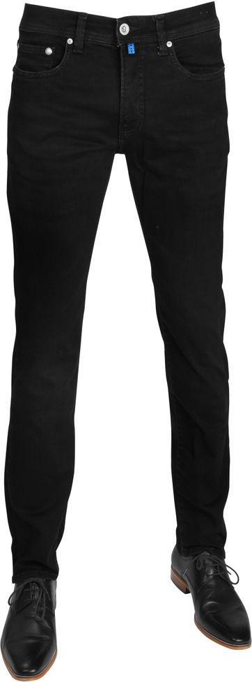 Pierre Cardin Jeans Lyon Future Flex Black