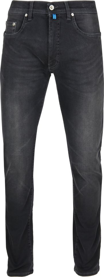 Pierre Cardin Jeans Lyon Future Flex Dark Grey