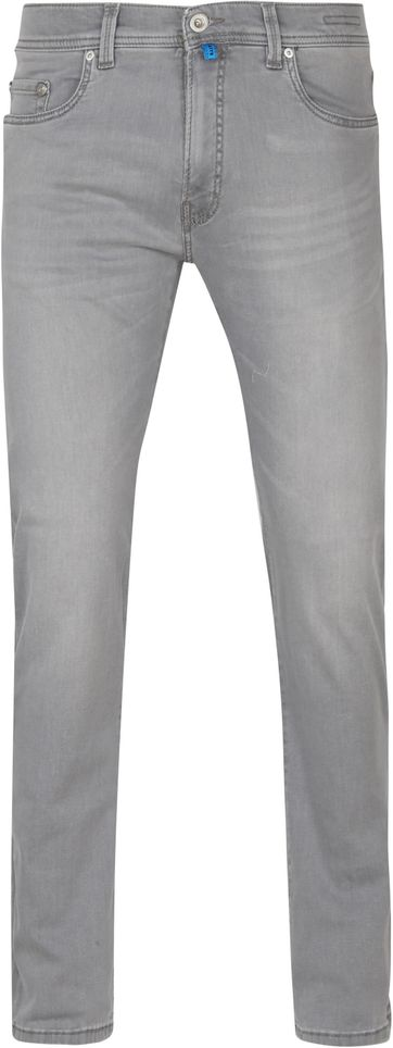 Pierre Cardin Jeans Lyon Tapered Future Flex Anthrazit
