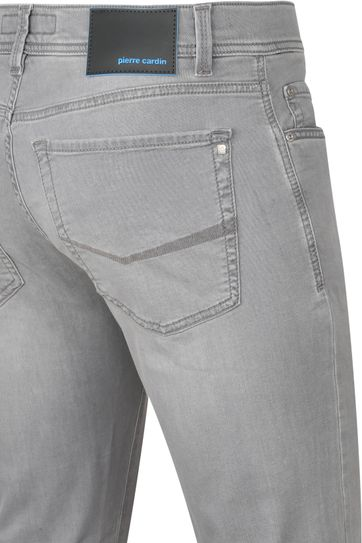 Pierre Cardin Jeans Lyon Tapered Future Flex Antraciet