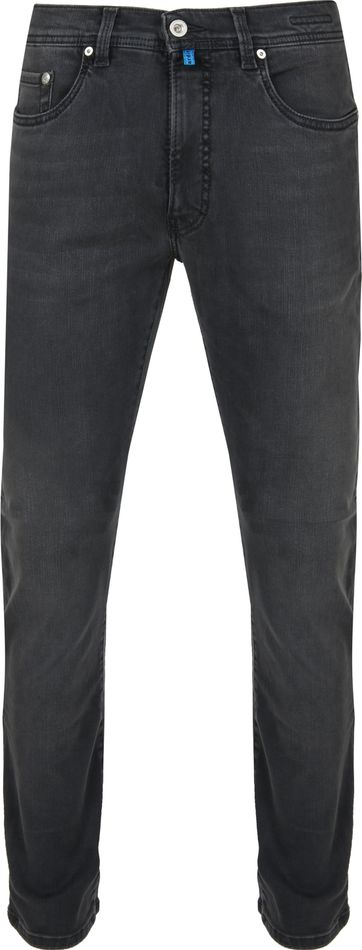 Pierre Cardin Jeans Lyon Tapered Future Flex Dark Grey