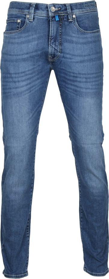 Pierre Cardin Lyon Jeans Future Flex Blau