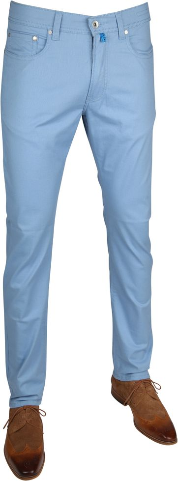 Pierre Cardin Lyon Pants Future Flex Blue