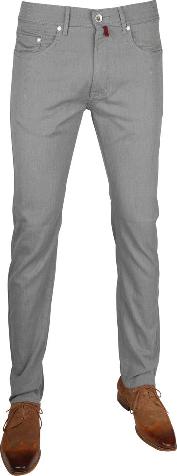 Pierre Cardin Lyon Pants Grey