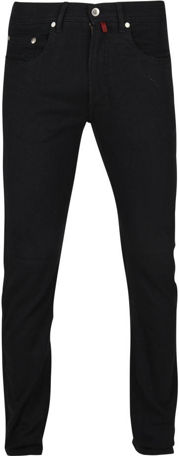 Pierre Cardin Lyon Trousers Navy Dessin