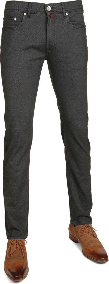 Pierre Cardin Pants Dessin Dark Grey