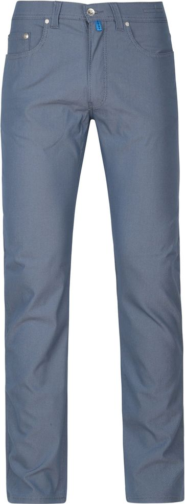 Pierre Cardin Pants Future Flex Blue
