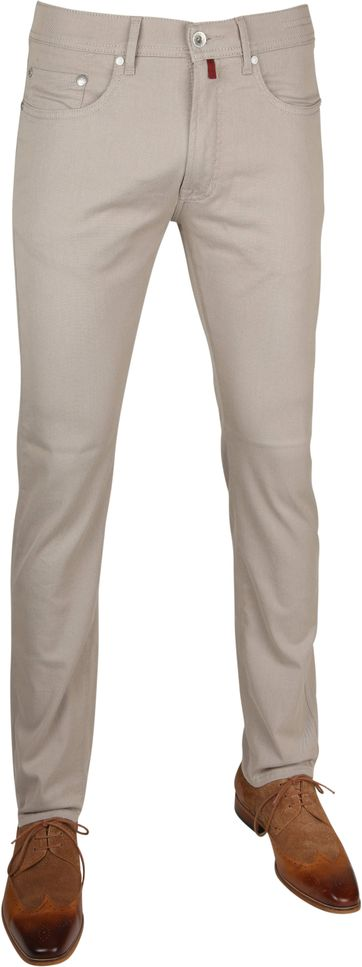 Pierre Cardin Pants Light Brown