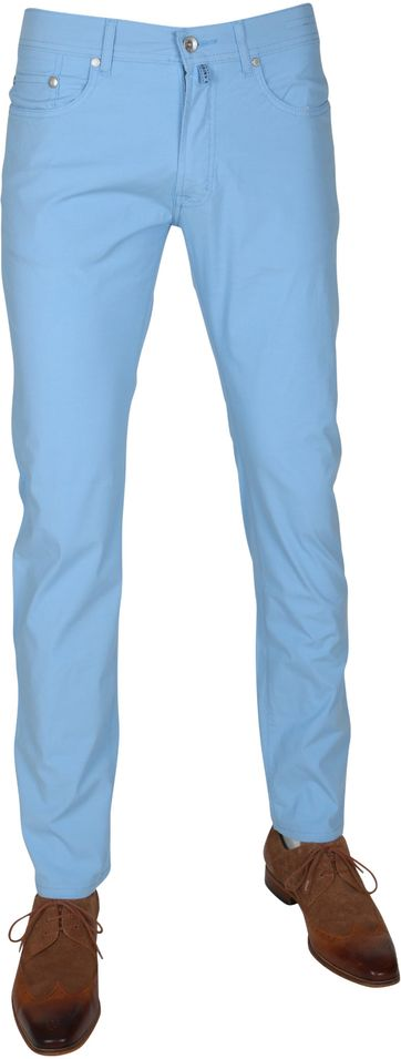 Pierre Cardin Pants Lyon Blue