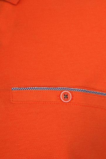 Pierre Cardin Polo Airtouch Oranje