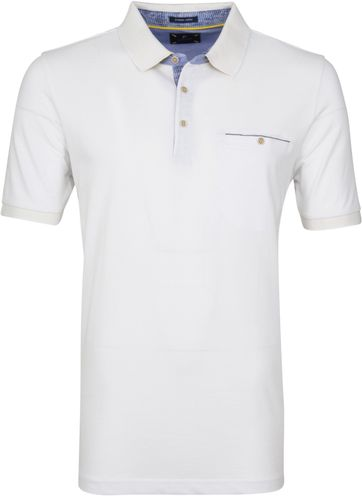 Pierre Cardin Polo Airtouch Wit