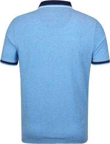 Pierre Cardin Polo Blauw Airtouch