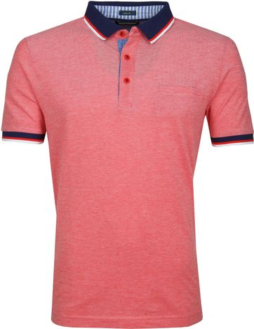 Pierre Cardin Polo Shirt Red