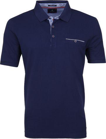 Pierre Cardin Poloshirt Airtouch Blue