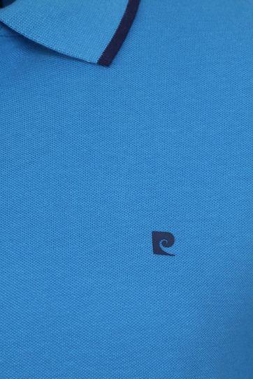 Pierre Cardin Poloshirt Diving Blue