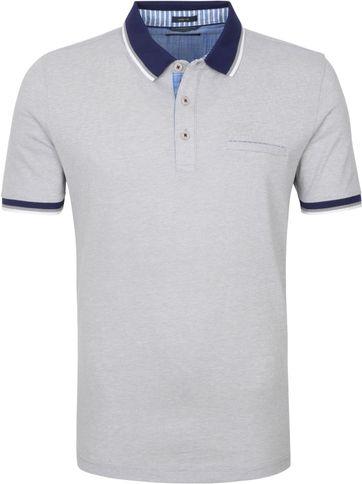 Pierre Cardin Poloshirt Grey