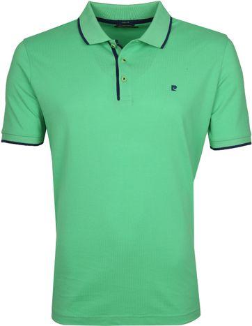 Pierre Cardin Poloshirt Grün