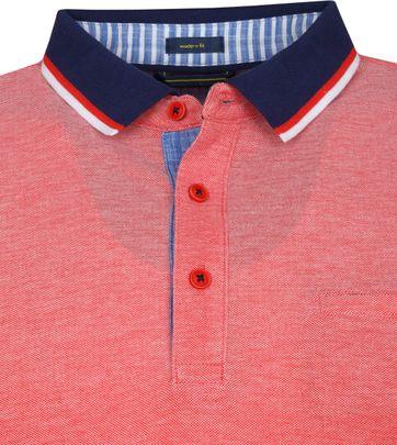 Pierre Cardin Poloshirt Rot