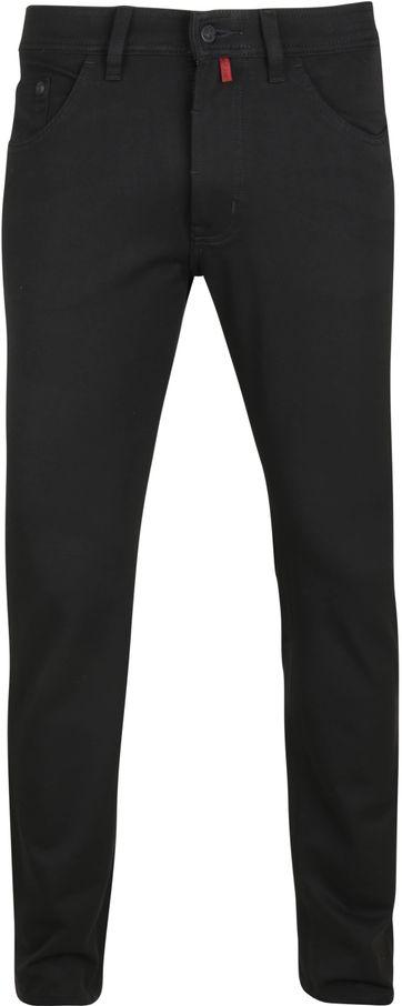 Pierre Cardin Trousers Deauville Black