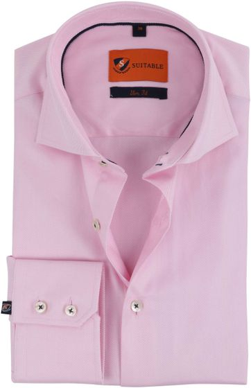 Pink Business Shirt