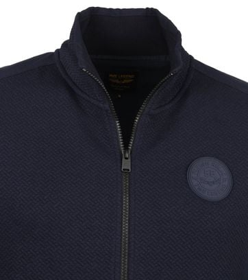 PME Legend Cardigan Dark Blue
