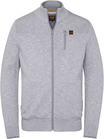 PME Legend Cardigan Grey