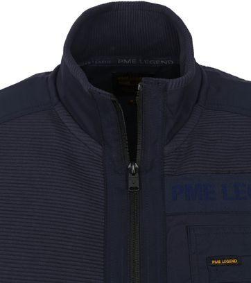PME Legend Cardigan Ottoman Navy