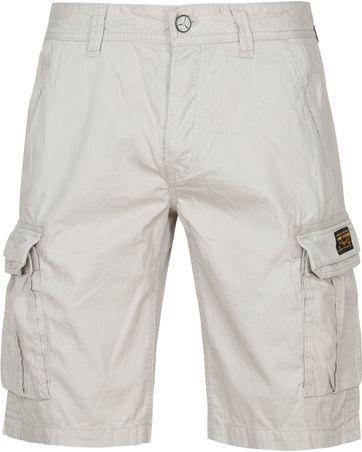 PME Legend Cargo Shorts Dobby Beige