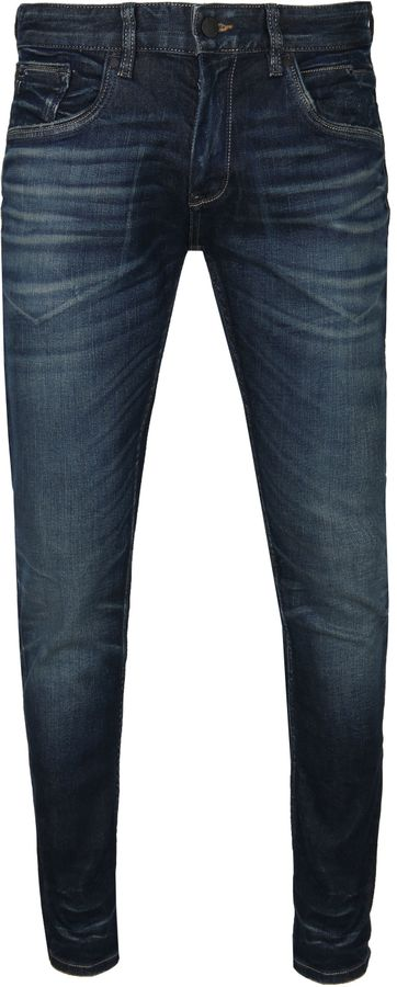 PME Legend Comfort Jeans Stretch Donker Blauw