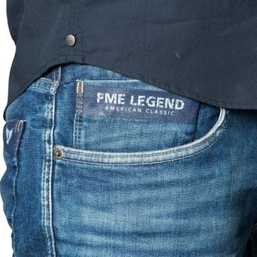PME Legend Commander 2 Jeans Blauw
