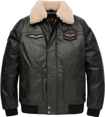 PME Legend Hudson Bomber Black Jacket
