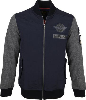 PME Legend Jacket Darkblue