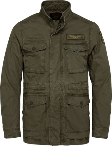 PME Legend Jacket T-Hawk Dark Green