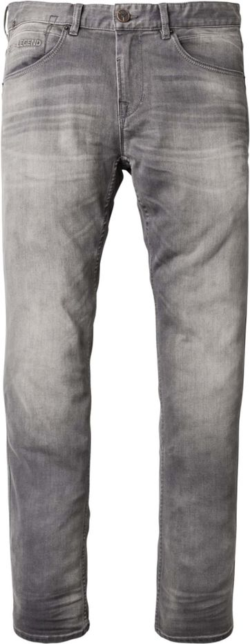 PME Legend Nightflight Jeans Grijs