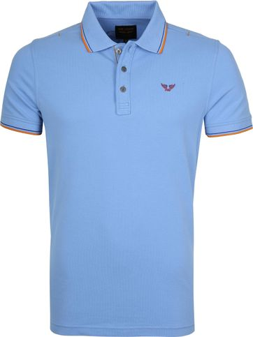 PME Legend Polo Aero Blauw