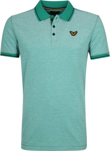 PME Legend Polo Bosphorus Green