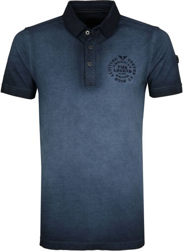 PME Legend Polo Dark Blue