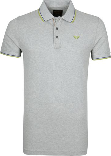 PME Legend Polo Grijs