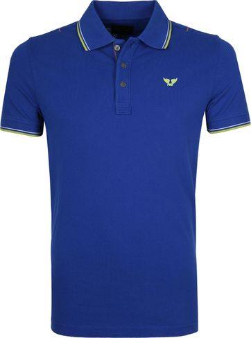 PME Legend Polo Mazarine Blue