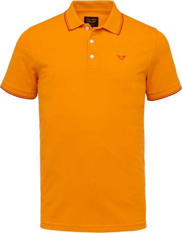 PME Legend Polo Shirt 214871 Orange