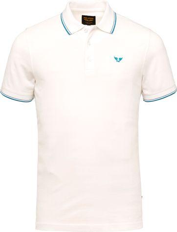 PME Legend Polo Shirt 214871 White