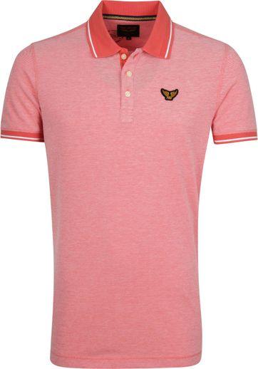 PME Legend Polo Shirt Pink