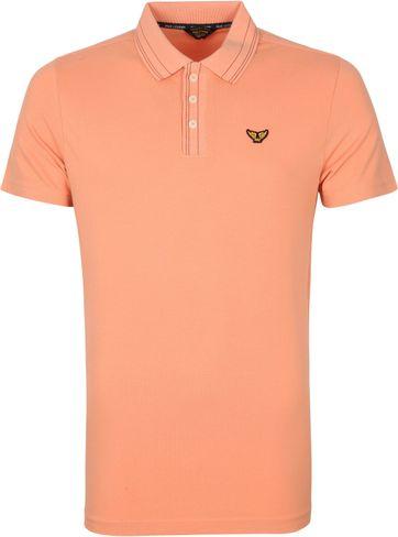 PME Legend Poloshirt Stretch Orange