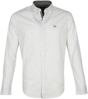 PME Legend Poplin Shirt White